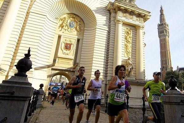 Le semi-marathon de Lille