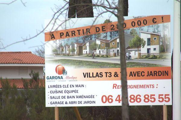 Les constructions vont bon train pour faire face à  l'afflux des nouveaux arrivants, résidents permanents ou pas