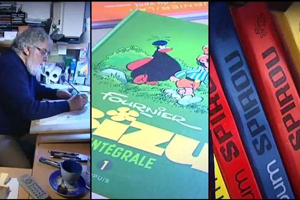 Itinéraires Bretagne: rencontre avec Jean-Claude Fournier