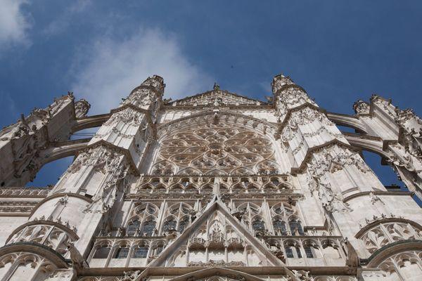 La Cathédrale de Beauvais serait la plus grande cathédrale gothique de France