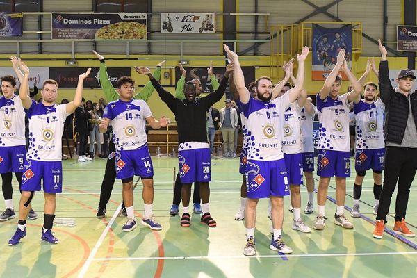 Pour la troisième fois en cinq saison, les Poitevins accèdent à une division supérieure.