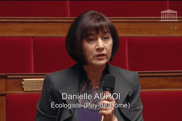 Intervention de Mme Danielle Auroi lors de la 1ère séance des questions orales sans débat à l'Assemblée Nationale le 12 janvier 2016.