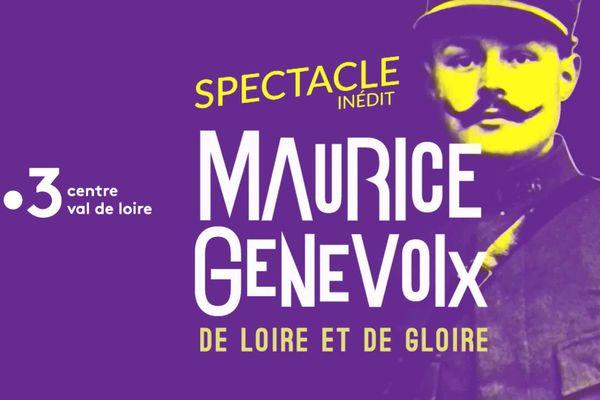 """""""Maurice Genevoix, de Loire et de gloire"""", à découvrir du vendredi 25 au dimanche 27 septembre 2020"""