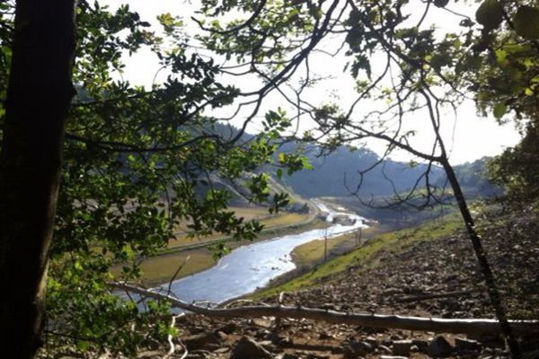 Le lac de Guerlédan inspire les artistes