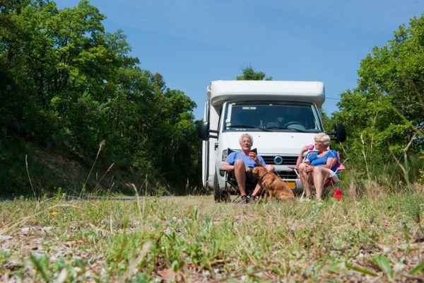 Prendre l'air en camping car est possible, mais à moins de 30 km de son domicile fixe durant ce troisième confinement