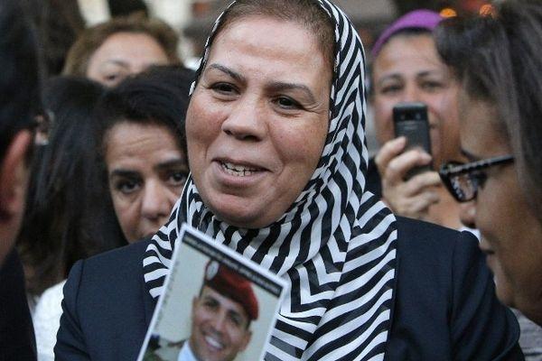 Latifa Ibn Ziaten est la mère de la première victime de Mohamed Merah.