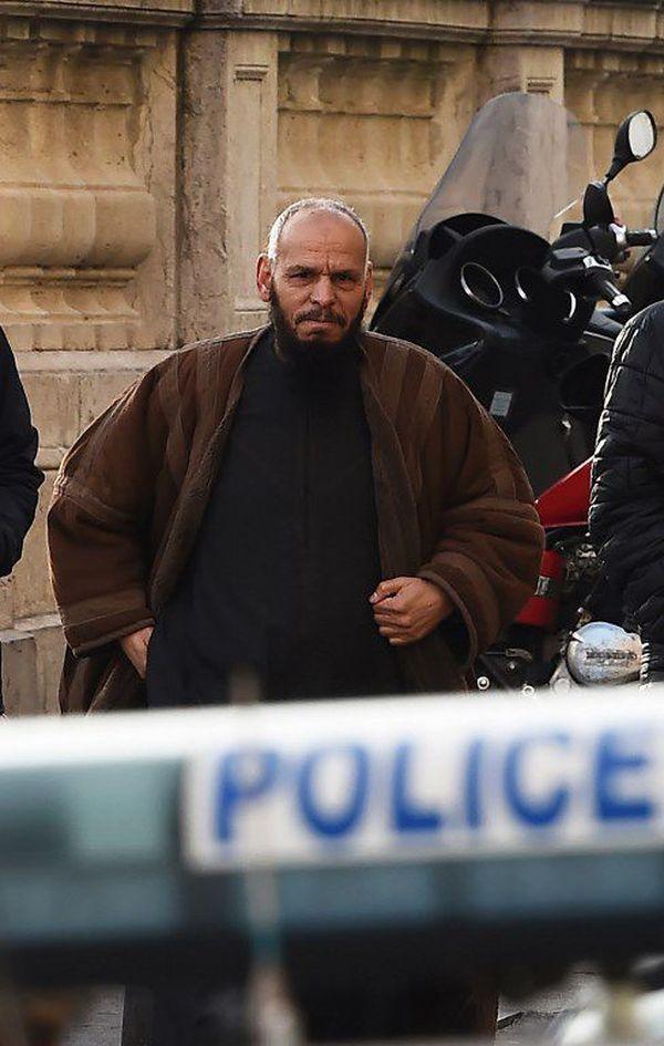 El Hadi Doudi, le 8 février 2018