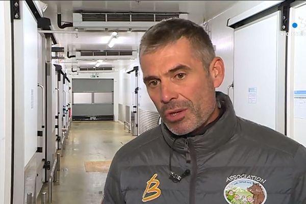 """Christophe Santini participe au """"The planet Challenge"""". Lors de cette course, il traversera 5 déserts. Première étape le 23 novembre en Antarctique."""