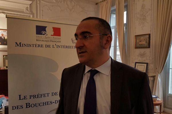 Laurent Nunez, préfet de police des Bouches-du-Rhône