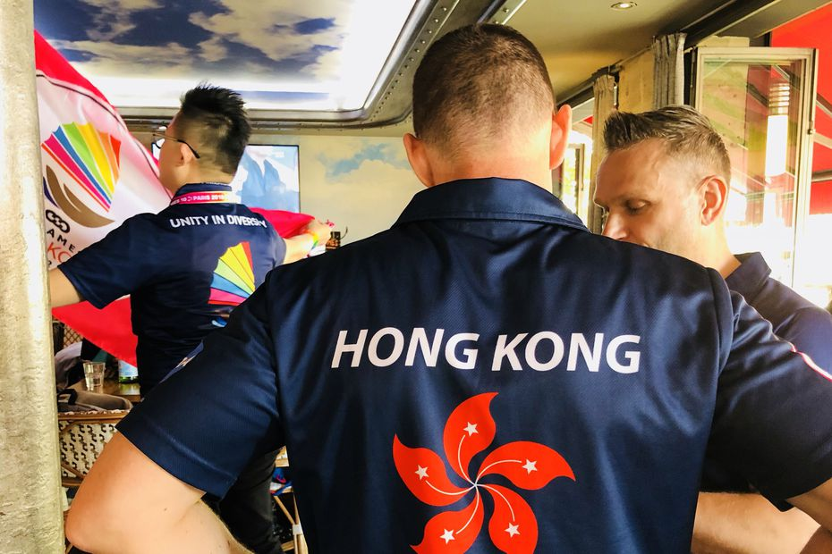 Gay Games : et maintenant Hong Kong 2022 après Paris 2018