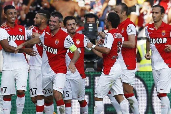 L'AS Monaco sort de la zone rouge