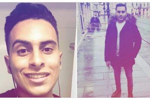 Ismail Essiari a disparu en mai, quelques jours après son départ d'Orléans pour Saint-Denis
