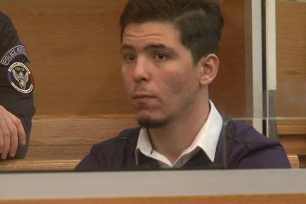 Eddy Tir a été condamné à 20 ans de réclusion pour la mort d'un adolescent en 2016.