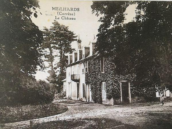 Le château de Meilhards dans la creuse (19)