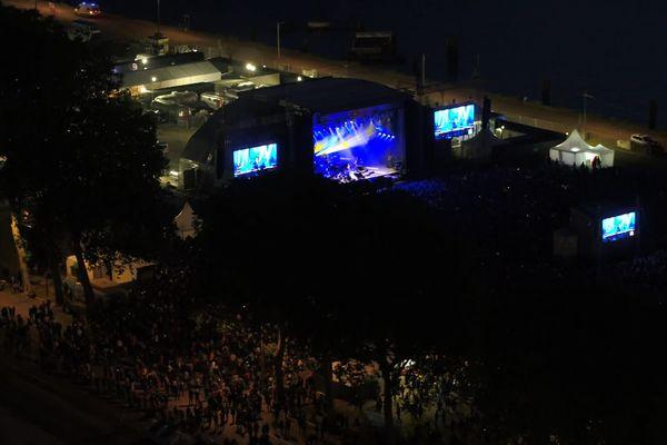 Les concerts de la Région Normandie organisés pour l'Armada