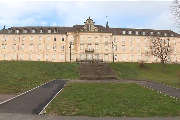 L'ancien hôpital de Vesoul