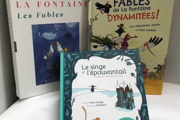 Trois livres pour redécouvrir les fables de Jean de La Fontaine