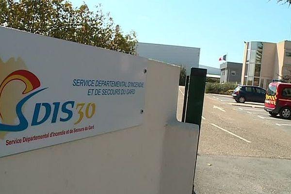 Le SDIS du Gard - archives
