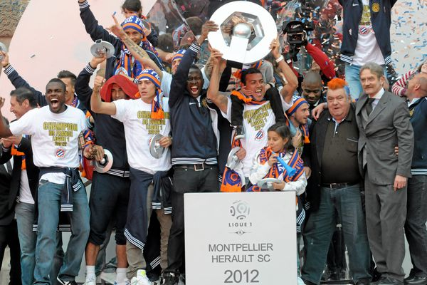 MHSC champion 2012
