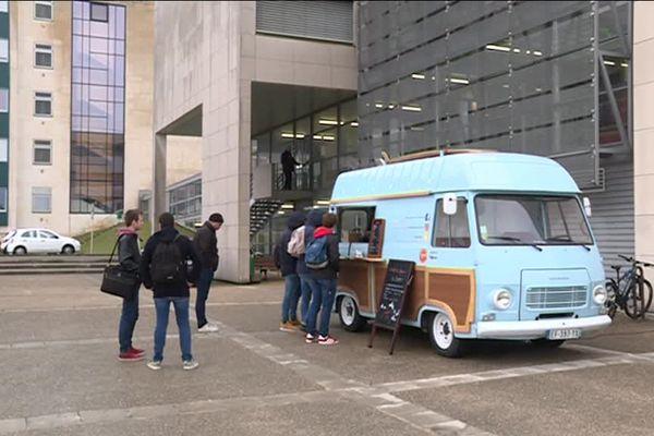 Food-truck à Dijon