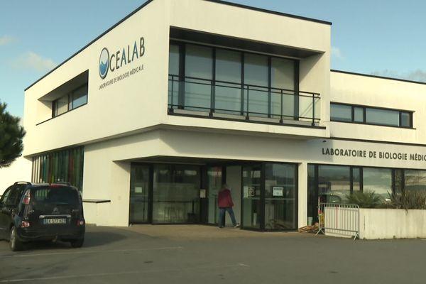 A Vannes, les donnés de 121 669 patients du laboratoire Océalab ont fuité.