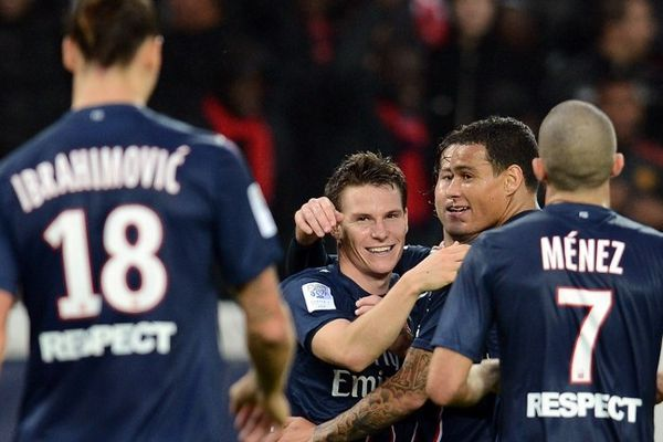 Kevin Gameiro joue peu au PSG cette saison. A Paris, les attaquants ne manquent pas.