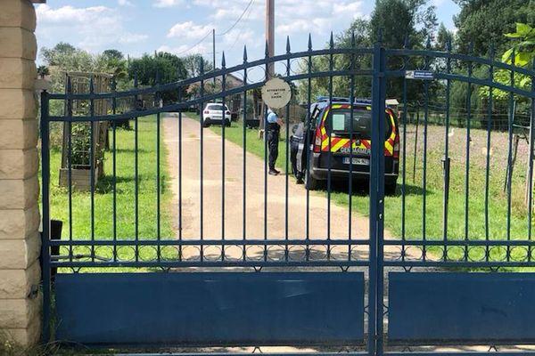 La gendarmerie mène une opération, mardi 20 juillet, au sein de la Maison des seniors, à Septfonds dans le Tarn-et-Garonne, depuis le début de matinée.
