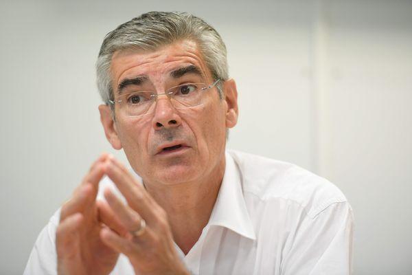 Jean-Charles Taugourdeau élu à la maire de Beaufort-en-Anjou, le 28 juin 2020