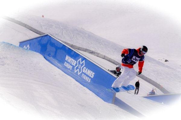Snowboard & Slopestyle seront encore au menu de l'édition 2013