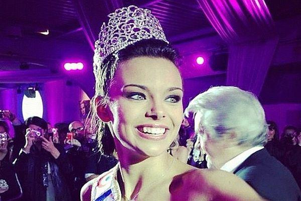 Miss Bourgogne a été élue Miss France 2013