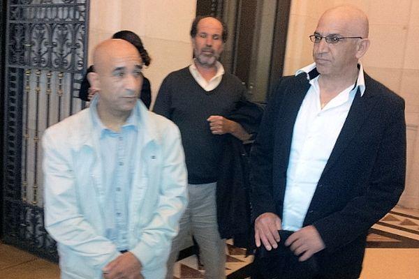 Cour de révision de Paris - Abdelkader Azzimani et Abderrahim El-Jabri demandent l'annulation de leurs condamnations - 17 avril 2013.