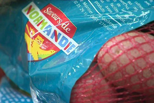 Le logo de Saveurs de Normandie est visible sur 400 produits de la région.
