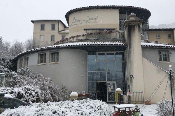 Décès dans l'établissement de santé le Beau Soleil à Rivière-sur-Tarn en Aveyron