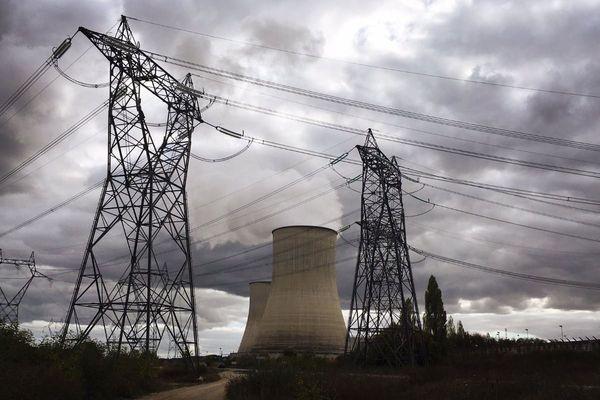 Actuellement, un seul réacteur de la centrale nucléaire de Civaux dans la Vienne est en activité.