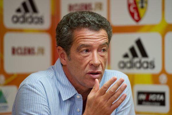 Luc Dayan (2012).