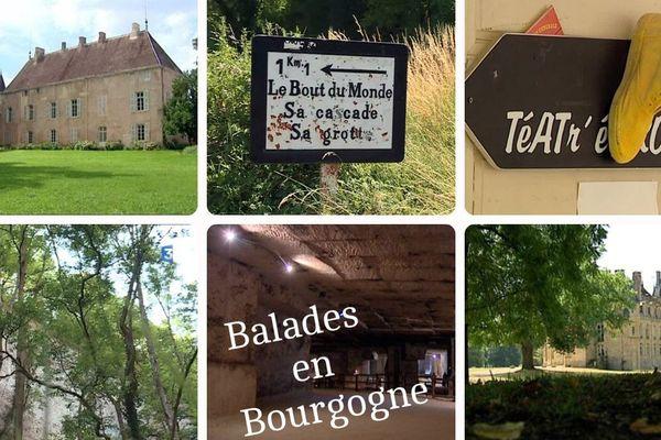 Vous cherchez des idées de balade : voici 5 lieux insolites de Bourgogne à découvrir