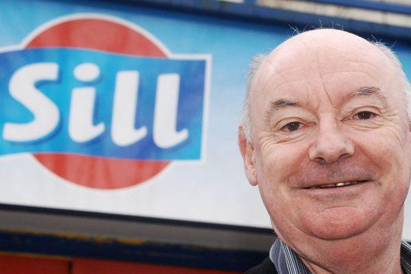Plouvien (29) : Gilles Falc'hun, le PDG de la Sill, basée a Plouvien dans le Finistère.