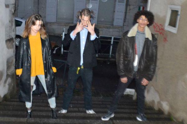 Wormhole, un trio bisontin de hip-hop trap né à Besançon.