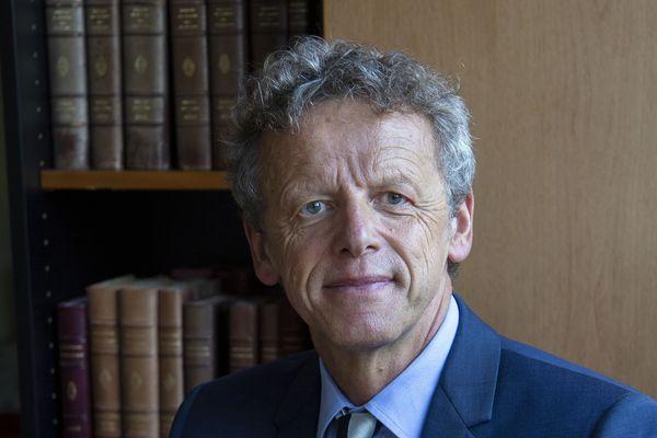 Pierre Béguerie, président du conseil central de l'ordre des pharmaciens d'officines