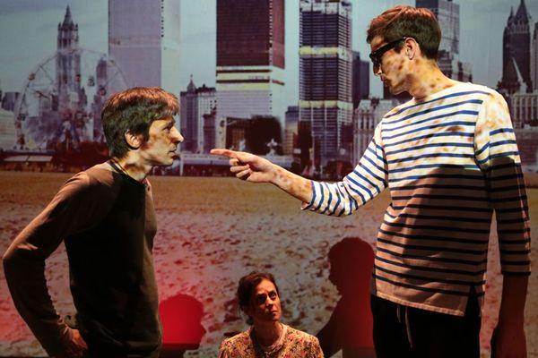 La Ballata di Johnny e Gill, un spectacle écrit et mis en scène par Fausto Paravidino Au Liberté scène nationale du 8 au 10 novembre 2018