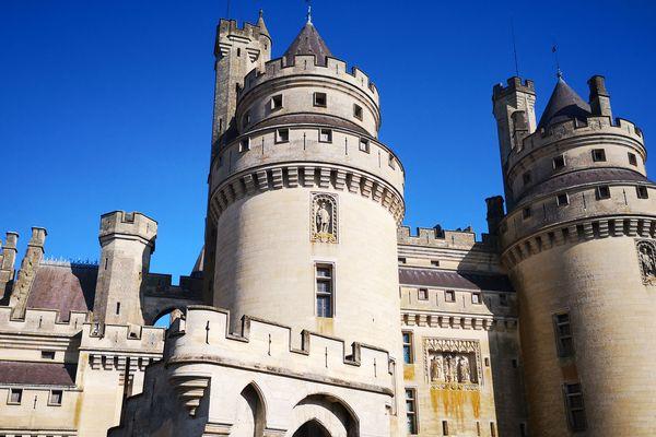 Le château de Pierrefonds un joyau du patrimoine picard