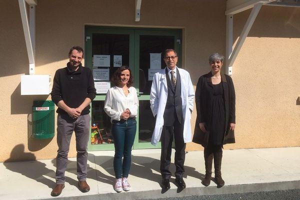 Un nouveau médecin pour le petit village de Javerlhac