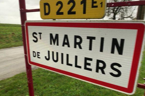 Saint-Martin-de-Juillers
