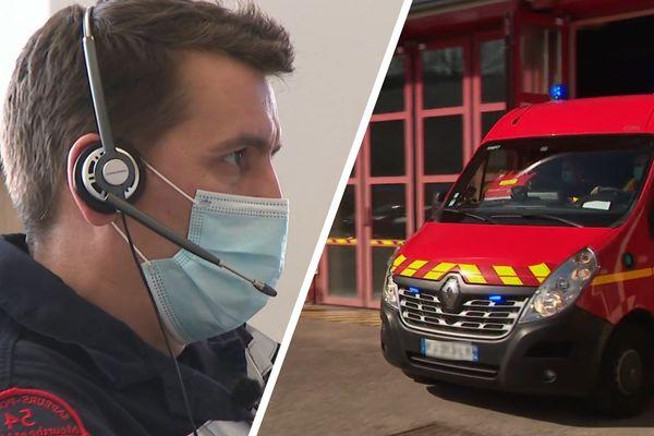 Grâce à la mise en commun de leur système de gestion, les pompiers interviennent plus rapidement dans les zones à la frontière de la Moselle et de la Meurthe-et-Moselle.