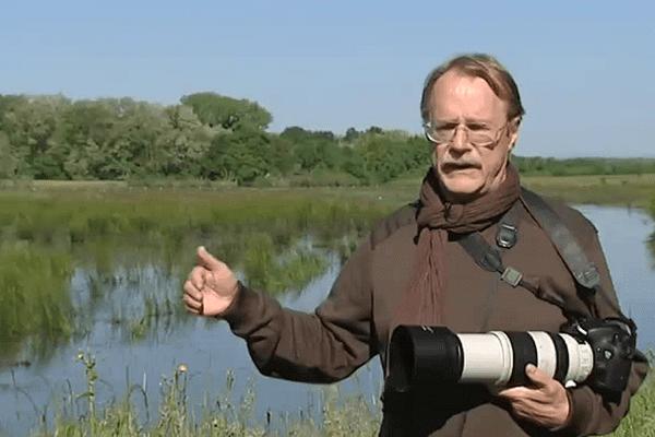 Yves Thonnérieux - Auteur-photographe naturaliste - mai 2015