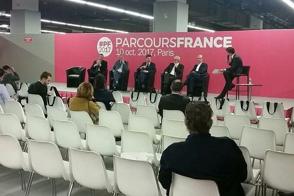 Salon Parcours France 2017