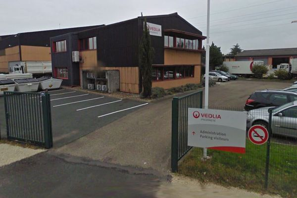Le site Veolia de Mâcon a été évacué après une fuite de produits chimiques.