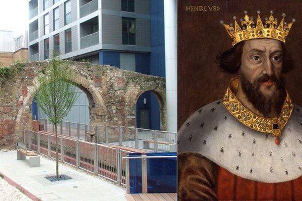 La tombe du roi Henry Ier (représenté ici dans un portrait du XVIe siècle) sera-t-elle retrouvée sous les vestiges de l'abbaye de Reading.