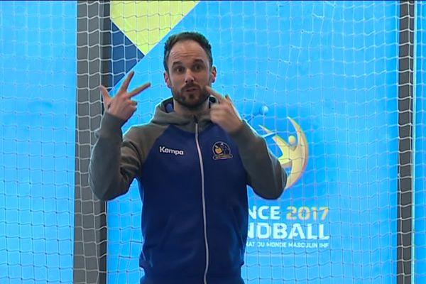 """""""Ce succès de Mayonnade, c'est tout à fait mérité et justifié"""" pour le président de Metz Handball Thierry Weizman"""