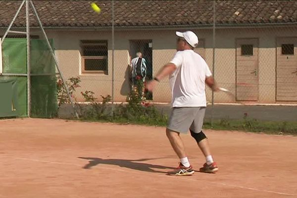 Le Tournoi Sénior de Tennis de Périgueux attire de plus en plus de sportifs